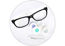 Lenses and Eyeglasses Care