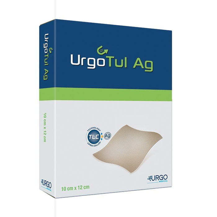 Buy Urgo Dressings Urgotul Ag 10cm X 12cm Box Of 16 Sanareva
