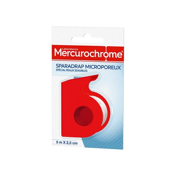 Buy Mercurochrome Band Aid Microporous Sensitive Skin Sanareva
