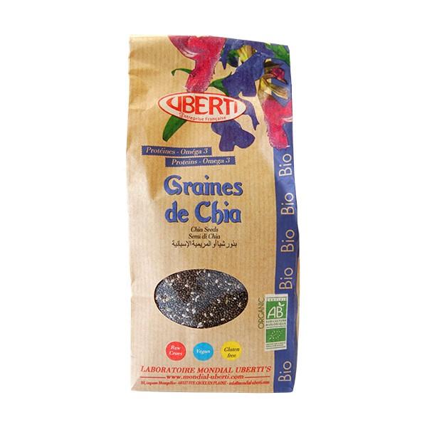 Uberti seeds of Chia 300g