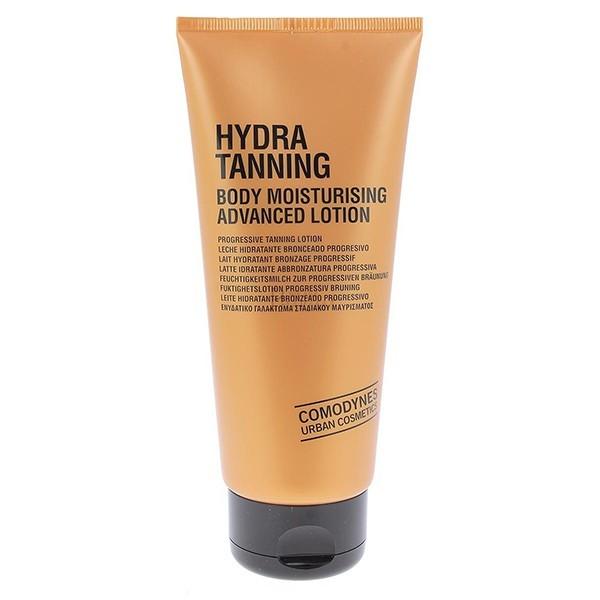 comodynes hydra tanning moisturizing body lotion