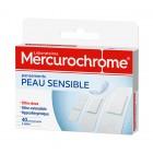MERCUROCHROME SENSITIVE SKIN BANDAGES BOX OF 40