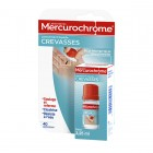 MERCUROCHROME DRESSING LIQUID CREVICES 3.25 ML