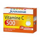 Juvamine vitamin C 500 without sparkling sugars 30 tablets