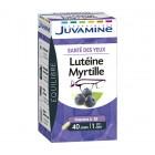 JUVAMINE LUTEIN BLUEBERRY 40 CAPSULES