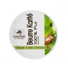 NATURADO 100% PURE SHEA BUTTER BIO 150ML