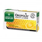 OROPOLIS HONEY LEMON WITHOUT SUGAR 20 PELLETS
