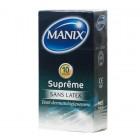 MANIX SUPREME 10 CONDOMS LATEX FREE