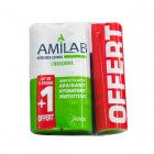 AMILAB LIP CARE DUO 2 X 3.6ML + 1 TUBE FREE