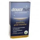 Sweet night anti-snoring lozenges taste mint box of 16