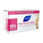 PHYTO PHYTOCYANE ANTI-HAIR LOSS REDENSIFYING TREATMENT 12 VIALS 7.5ML