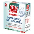 PROFESSIONAL FITTYDENT TABLETS CLEANERS BOX 32