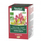 NATURLAND COMPLEX LEGS LIGHT BIO RED VINE, CYPRESSES, CHESTNUT TREE OF INDIA, BUTCHER'S BROOM 90 TABLETS
