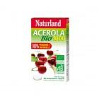 Naturland Acerola Bio 30 chewable tablets
