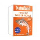 Naturland 100 cod liver oil capsules