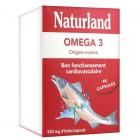 Naturland Omega 3 90 capsules