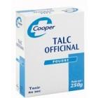 COOPER TALC COMPENDIAL 250G