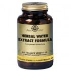 SOLGAR HERBAL WATER FORMULA 100 VEGETABLE CAPSULES
