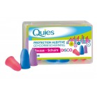 QUIES EAR PROTECTION FOAM DISCO 3 PAIRS