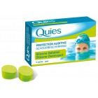 Quies Protection hearing Silicone Special swimming 3 pairs