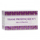 Herbal tea Provenale N5 Digestion 20 sachets