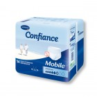 HARTMAN CONFIDENCE MOBILE14 UNDERWEAR ABSORPTION 6 SIZE L