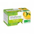 Vitaflor Bio The Green burn fat 18 sachets