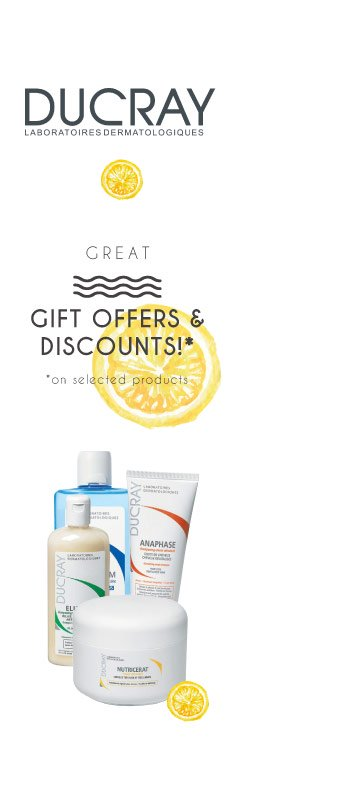 In June Promotions on Ducray