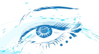 Eye dryess or dry eye syndrome
