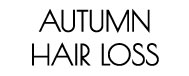 Autumn hair loss: our selection of products